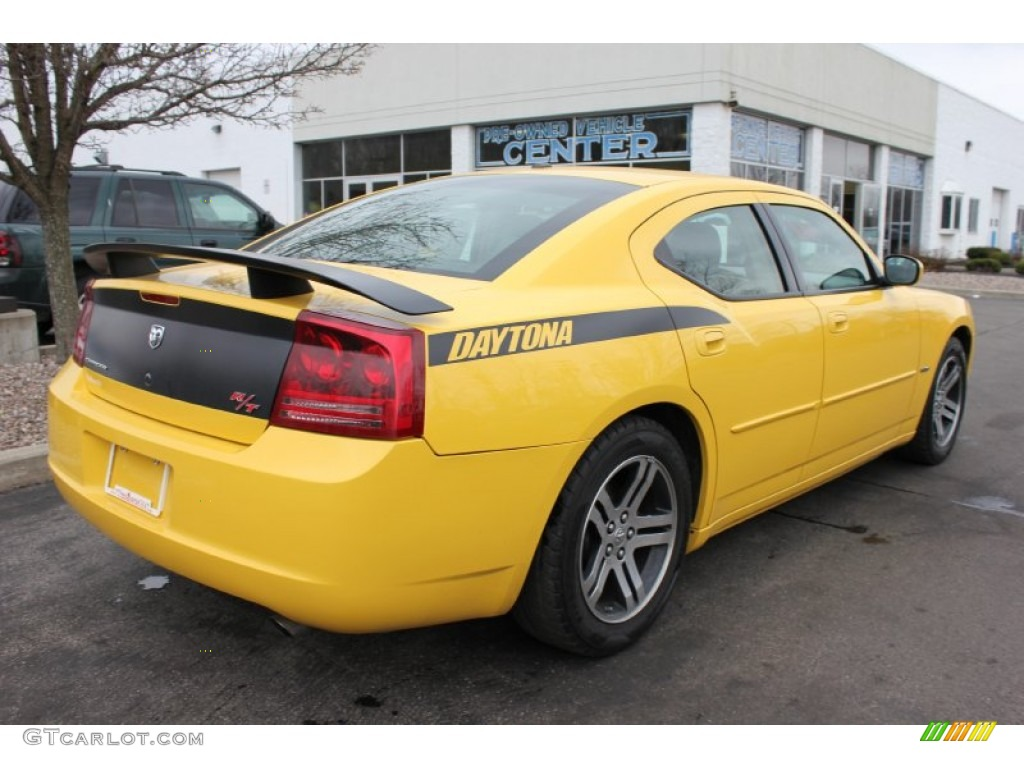top banana yellow 2006 dodge charger r t daytona exterior photo 60909989. Black Bedroom Furniture Sets. Home Design Ideas