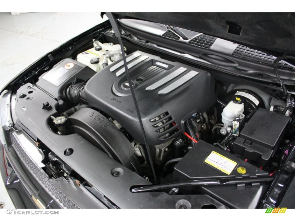 2007 chevrolet trailblazer ss engine photos