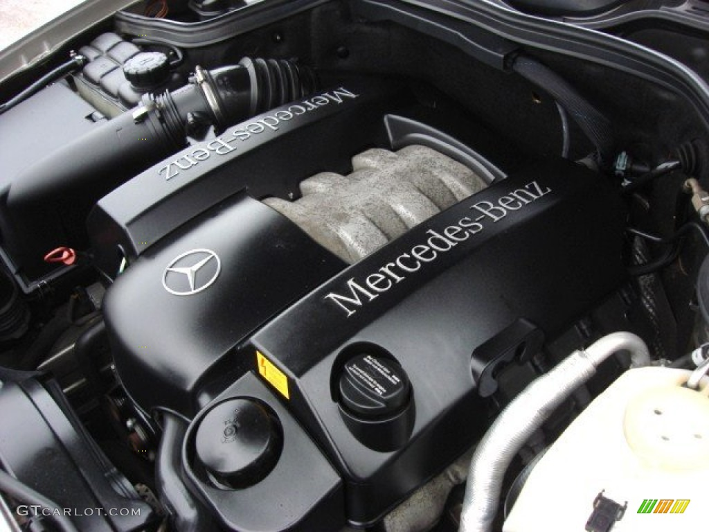 image gallery 2003 clk 320 engine