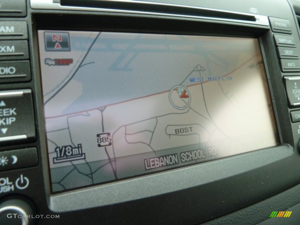 2012 Honda CR-V EX-L 4WD Navigation Photos