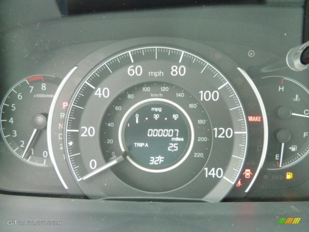 2012 Honda CR-V EX-L 4WD Gauges Photo #60919067