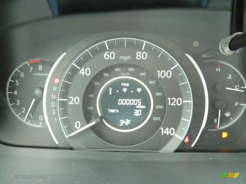 2012 Honda CR-V EX-L 4WD Gauges Photo #60919232