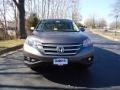 2012 Urban Titanium Metallic Honda CR-V EX  photo #2