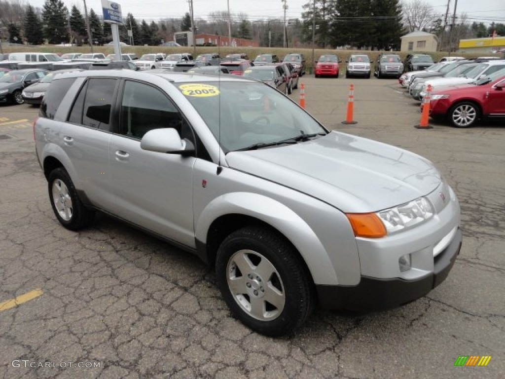 silver nickel 2005 saturn vue v6 awd exterior photo. Black Bedroom Furniture Sets. Home Design Ideas