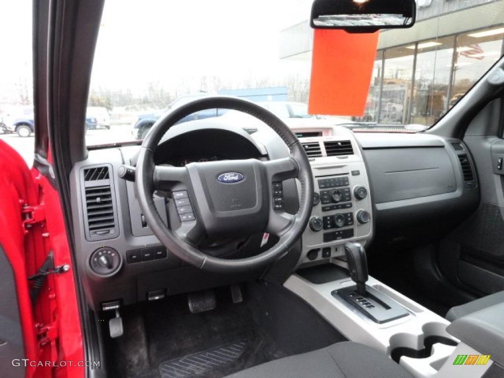 2009 Ford Escape Xlt 4wd Interior Color Photos