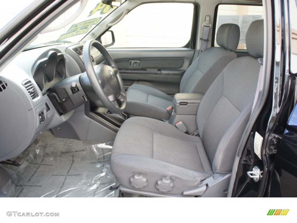 2004 Nissan Frontier Xe V6 Crew Cab Interior Photo