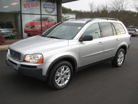 2006 volvo xc90 v8 awd data info and specs. Black Bedroom Furniture Sets. Home Design Ideas