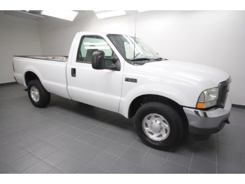 2003 Ford F250 Super Duty XL Regular Cab Data, Info and Specs