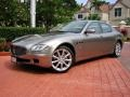 Grigio Nuvolari Metallic (Gray Beige) 2006 Maserati Quattroporte Gallery