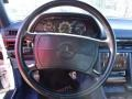 1989 S Class 560 SEC Coupe Steering Wheel
