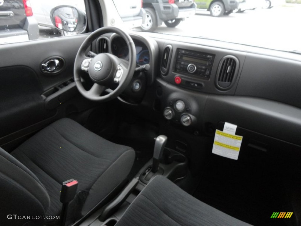 2012 nissan cube 1 8 s interior photo 60953819. Black Bedroom Furniture Sets. Home Design Ideas