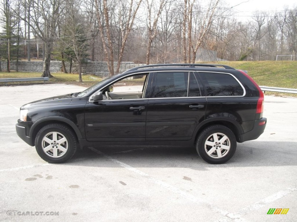 black 2005 volvo xc90 2 5t awd exterior photo 60960465. Black Bedroom Furniture Sets. Home Design Ideas