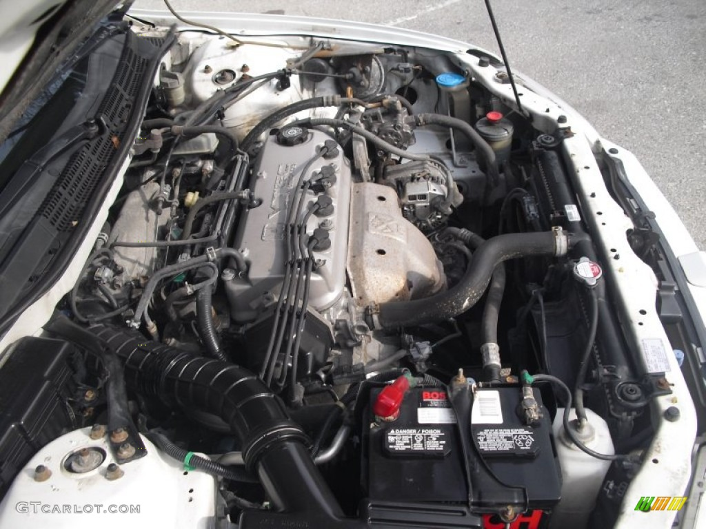 1998 Honda Accord Lx Sedan 2 3 Liter Sohc 16