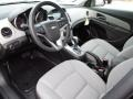 Medium Titanium 2012 Chevrolet Cruze Interiors