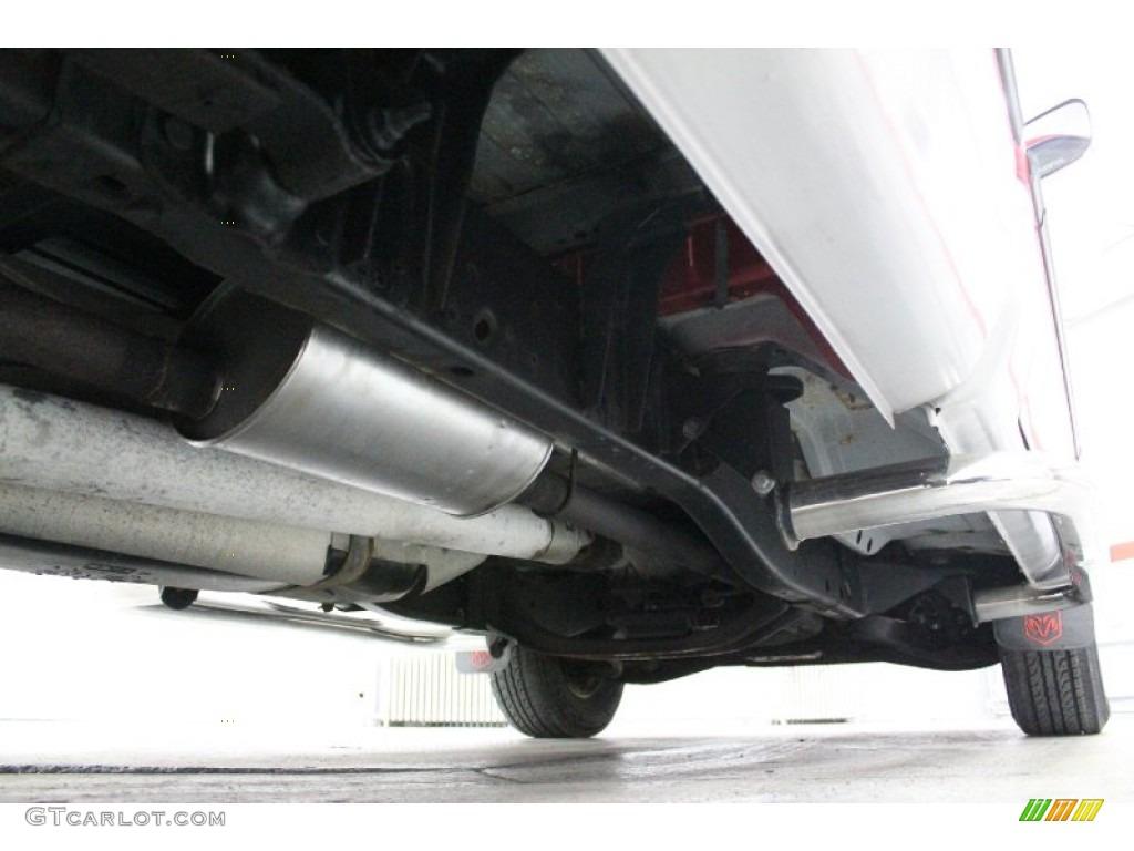 1996 Dodge Ram 1500 Lt Regular Cab Undercarriage Photo