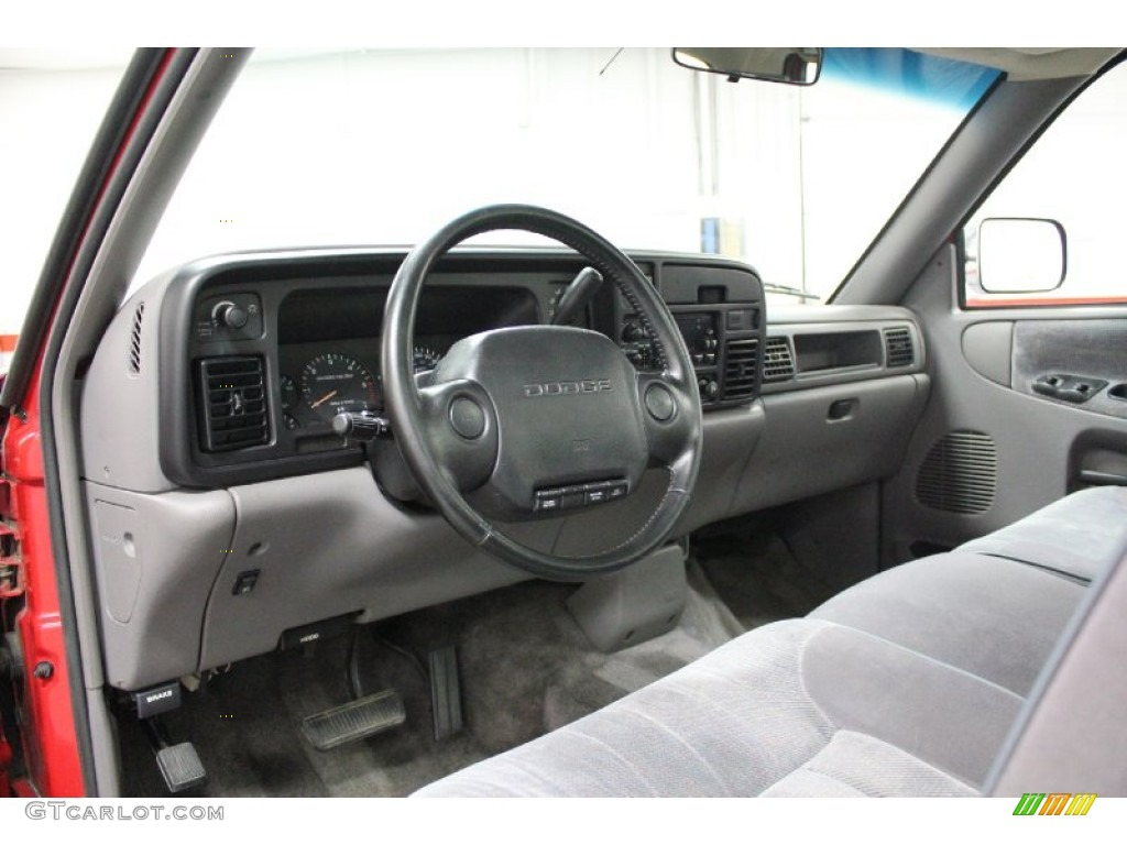 1996 Dodge Ram 1500 Lt Regular Cab Interior Photo