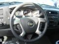 2012 Black Chevrolet Silverado 1500 LT Extended Cab 4x4  photo #18