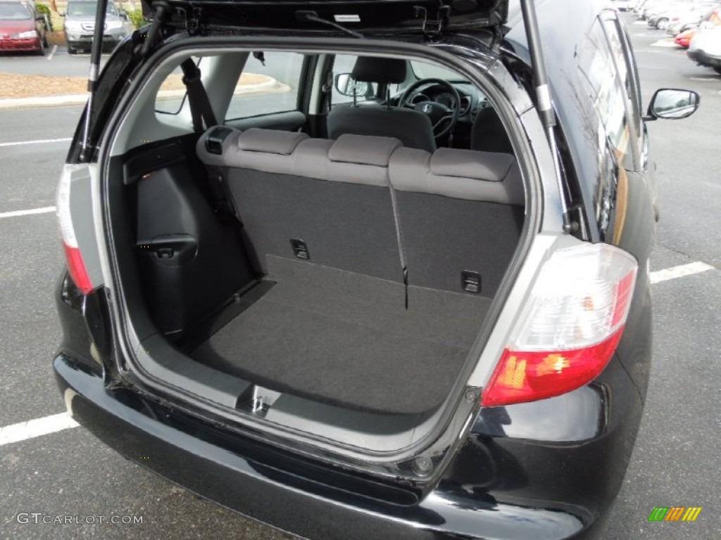 2010 honda fit standard fit model trunk photo 60977830. Black Bedroom Furniture Sets. Home Design Ideas