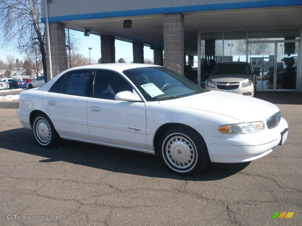 1999 bright white diamond buick century limited 60973294 gtcarlot com car color galleries gtcarlot com