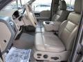 Tan Interior Photo for 2005 Ford F150 #60980670