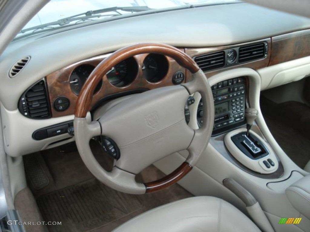 2001 Jaguar Xj Xj8 L Oatmeal Dashboard Photo 60980722