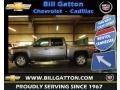 2012 Graystone Metallic Chevrolet Silverado 1500 LTZ Crew Cab 4x4  photo #1
