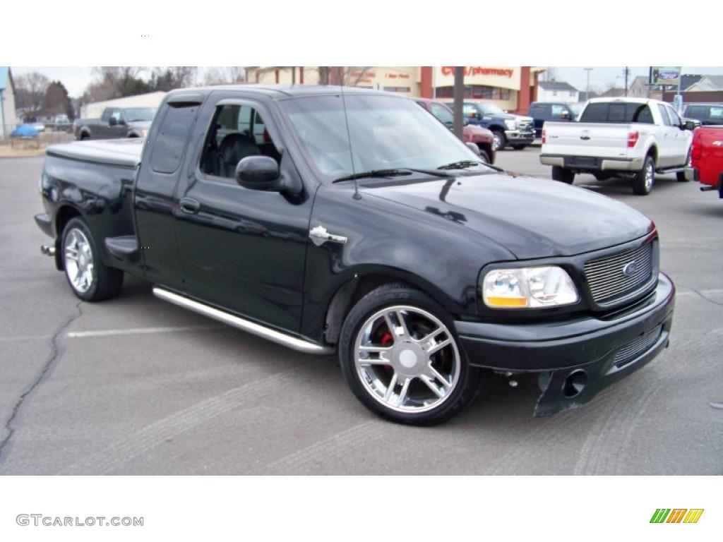 black 2000 ford f150 harley davidson extended cab exterior photo 60984604. Black Bedroom Furniture Sets. Home Design Ideas