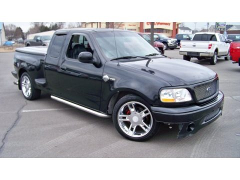 2000 Ford F150 Harley Davidson Extended Cab Data Info And Specs