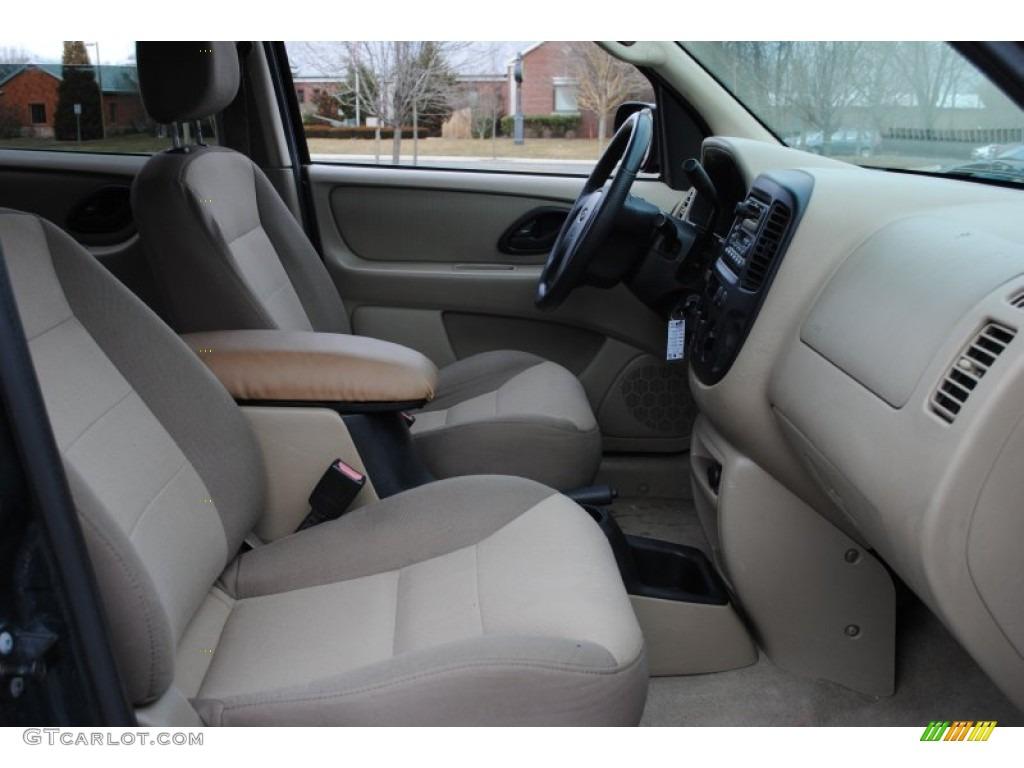 2003 ford escape xls v6 4wd interior photos. Black Bedroom Furniture Sets. Home Design Ideas