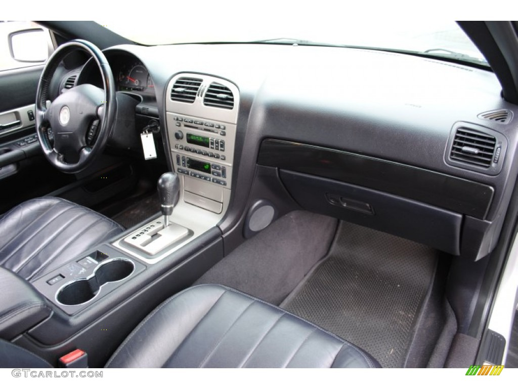 Black Interior 2004 Lincoln Ls V6 Photo 60985571