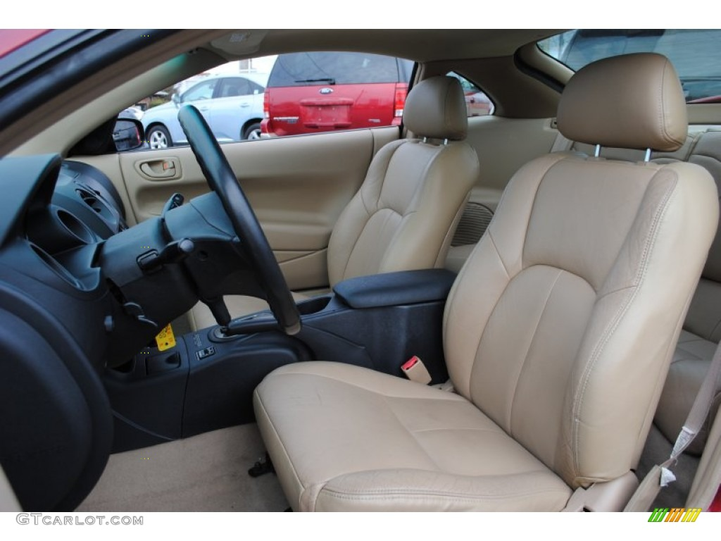 beige interior 2000 mitsubishi eclipse rs coupe photo. Black Bedroom Furniture Sets. Home Design Ideas