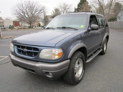 2000 Ford Explorer Sport 4x4 Data, Info and Specs