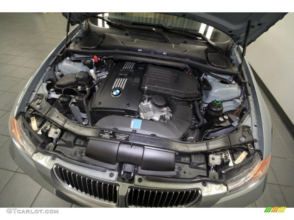 2008 BMW 3 Series 335i Sedan 30L Twin Turbocharged DOHC 24V VVT Inline 6 Cylinder