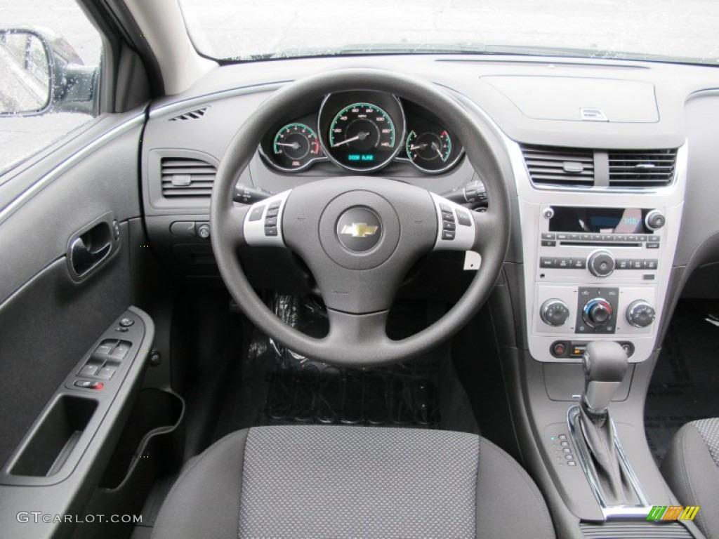 2012 Chevrolet Malibu Lt Ebony Dashboard Photo  61008049