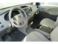 2012 Sandy Beach Metallic Toyota Sienna XLE AWD  photo #5