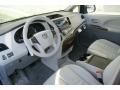 2012 Predawn Gray Mica Toyota Sienna XLE AWD  photo #4