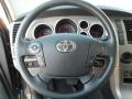 Graphite Steering Wheel Photo for 2012 Toyota Tundra #61017334