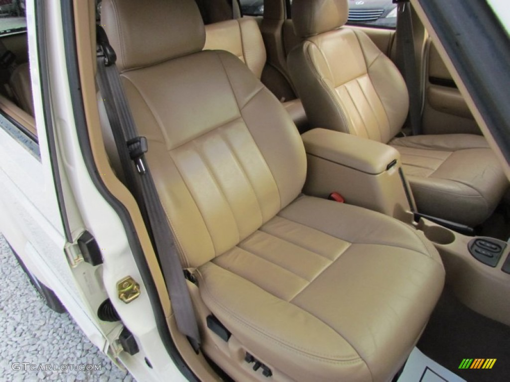 camel interior 1999 jeep cherokee classic 4x4 photo 61030216. Black Bedroom Furniture Sets. Home Design Ideas