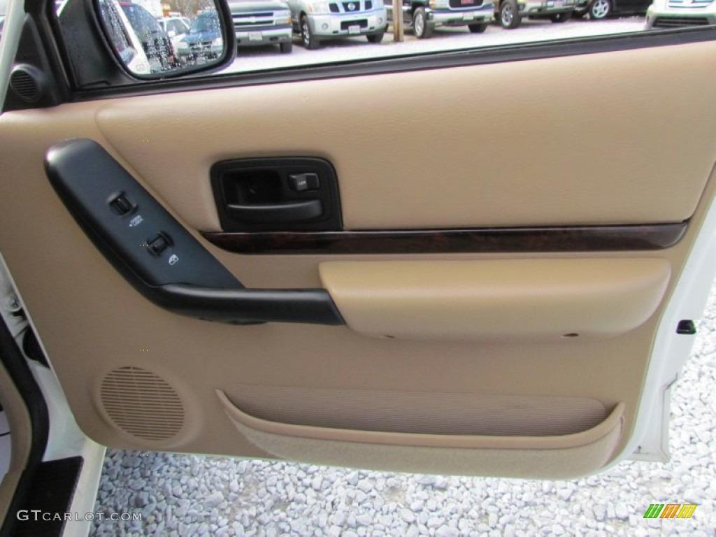 1999 Jeep Cherokee Classic 4x4 Camel Door Panel Photo #61030234
