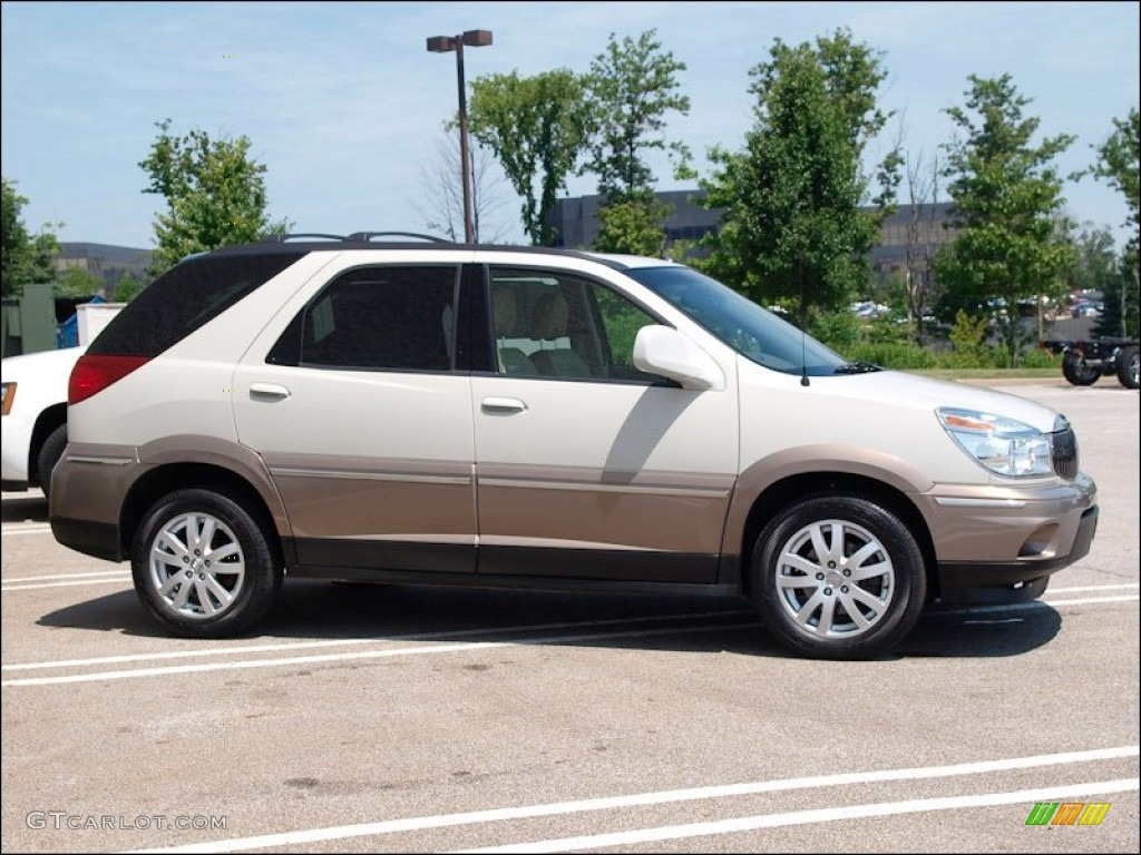 cappuccino frost metallic 2006 buick rendezvous cxl awd exterior photo 61031. Cars Review. Best American Auto & Cars Review