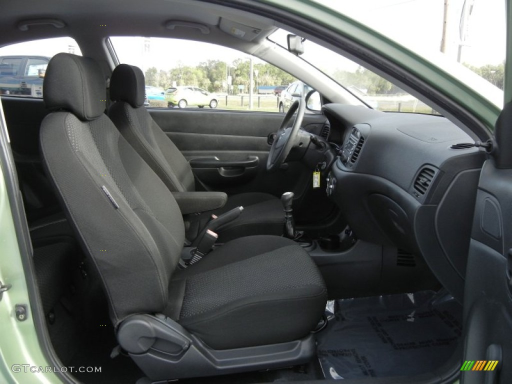 2007 hyundai accent gs coupe interior photo 61035343. Black Bedroom Furniture Sets. Home Design Ideas