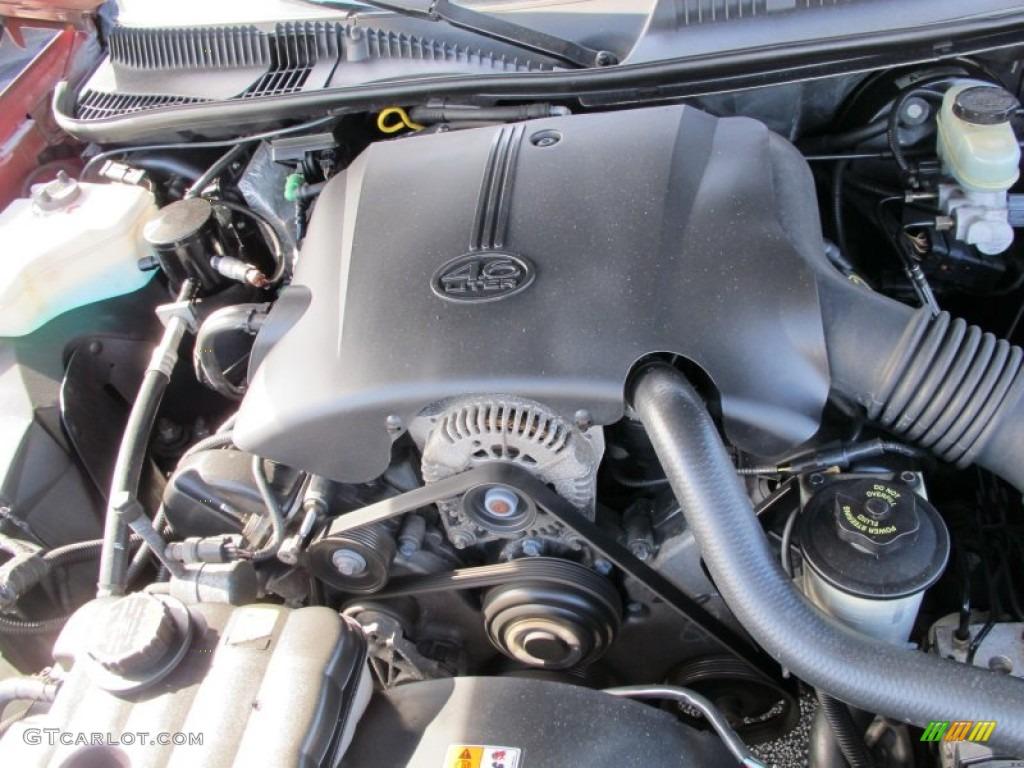 2001 Lincoln Town Car Presidential 4 6 Liter Sohc 16 Valve V8 Engine