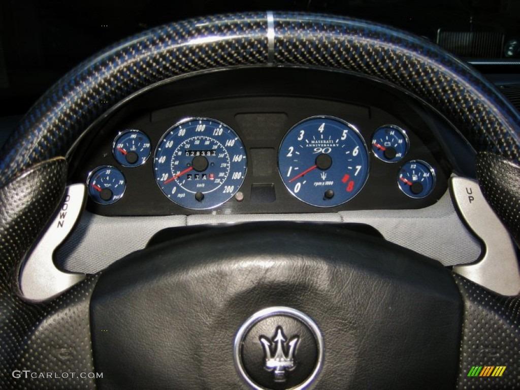 2005 maserati spyder cambiocorsa 90th anniversary gauges photo 61047796 gtcarlot com