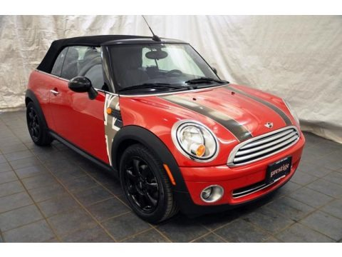 2010 mini cooper convertible data info and specs. Black Bedroom Furniture Sets. Home Design Ideas