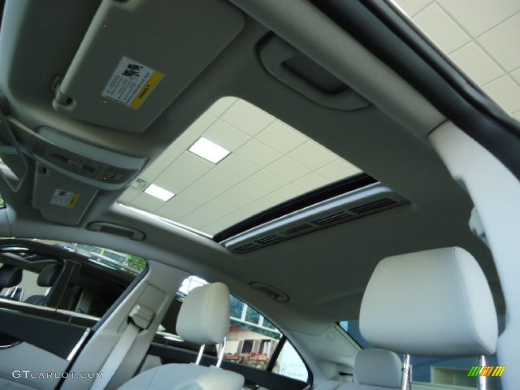 2012 mercedes benz cls 550 4matic coupe sunroof photos