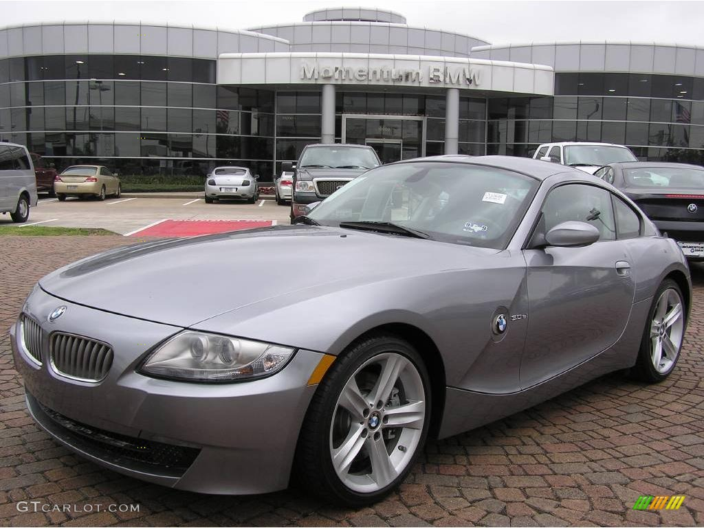 2007 Bmw Z4 Gray 200 Interior And Exterior Images