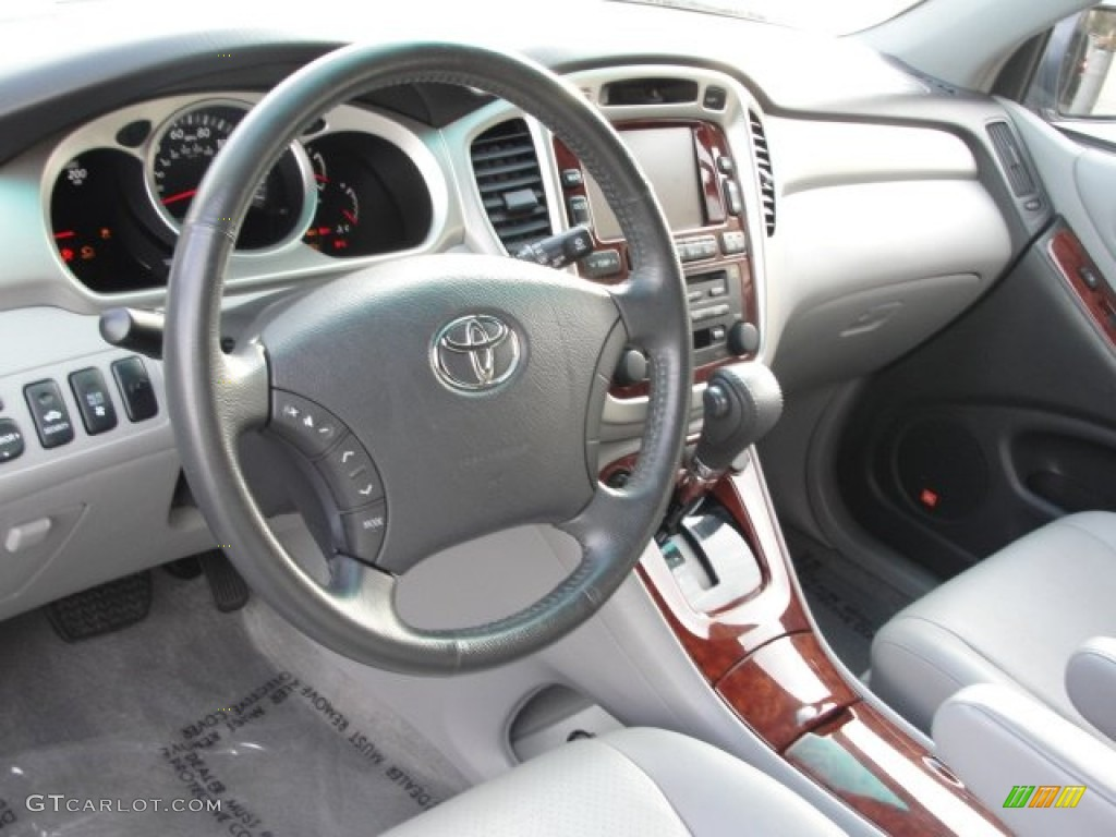 2007 toyota highlander hybrid limited interior photo 61068307. Black Bedroom Furniture Sets. Home Design Ideas