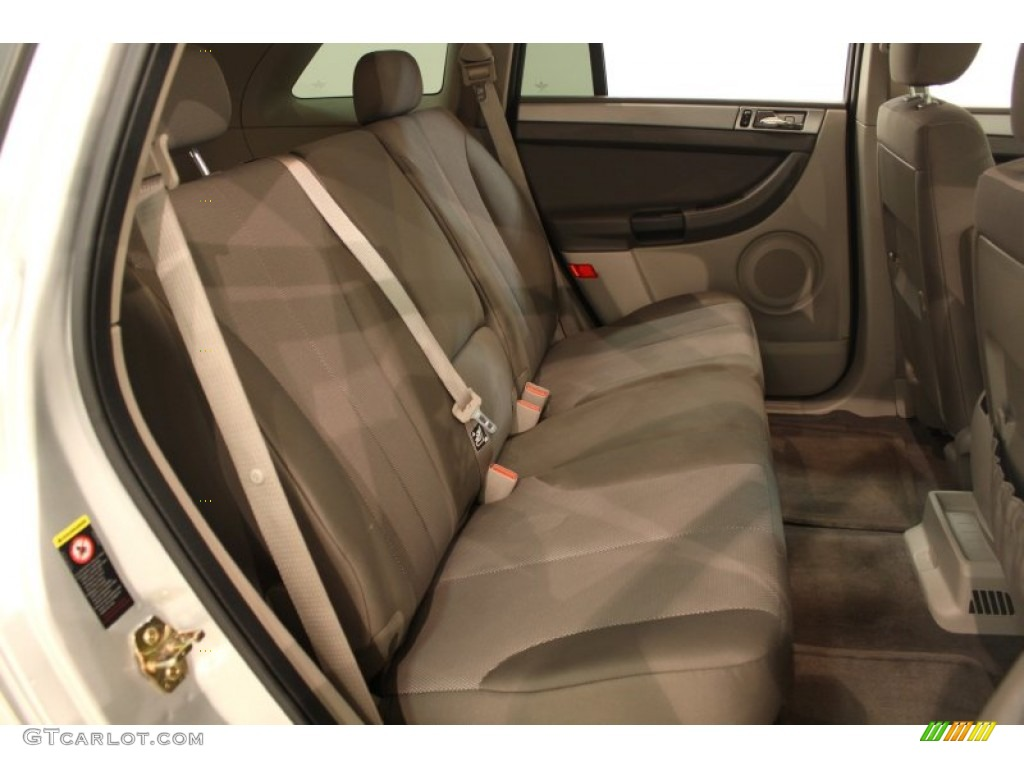 2005 chrysler pacifica touring rear seat photo 61070119. Black Bedroom Furniture Sets. Home Design Ideas