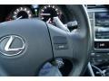 Black Controls Photo for 2008 Lexus IS #61070848