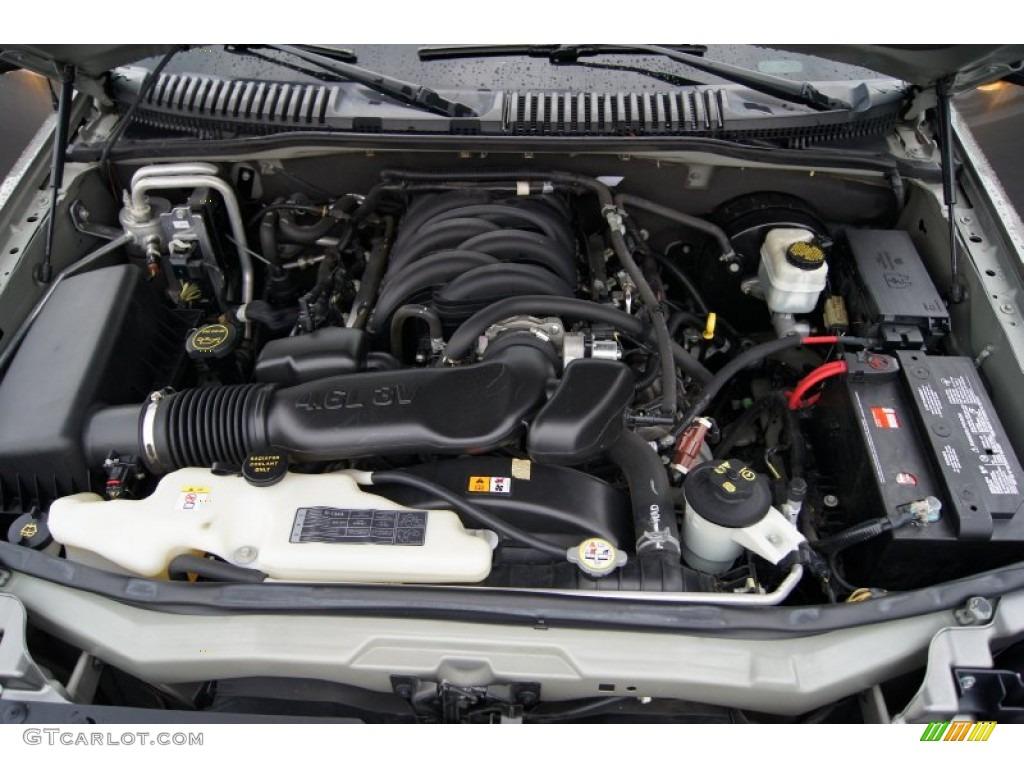 2003 ford explorer limited 4x4 4 6 liter sohc 16 valve v8